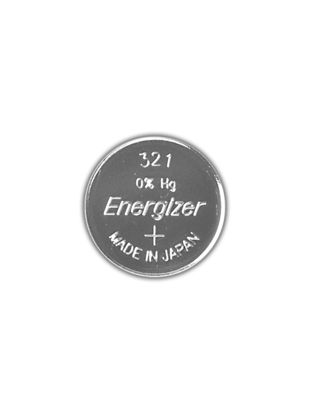 Energizer<sup>&reg;</sup> Watch Batteries &#8211; 321