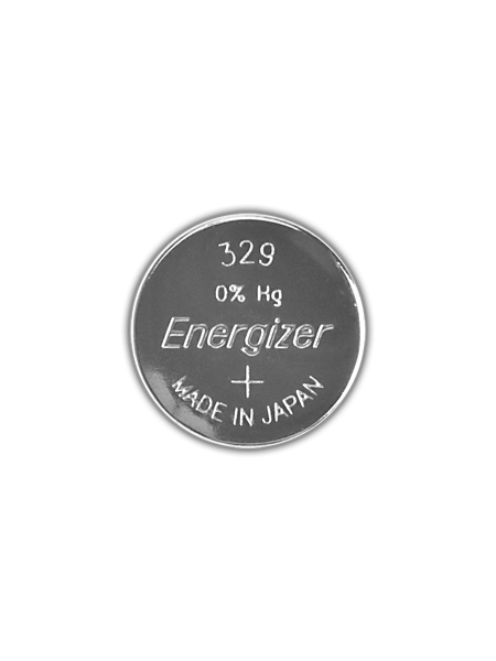 Energizer<sup>&reg;</sup> Watch Batteries &#8211; 329