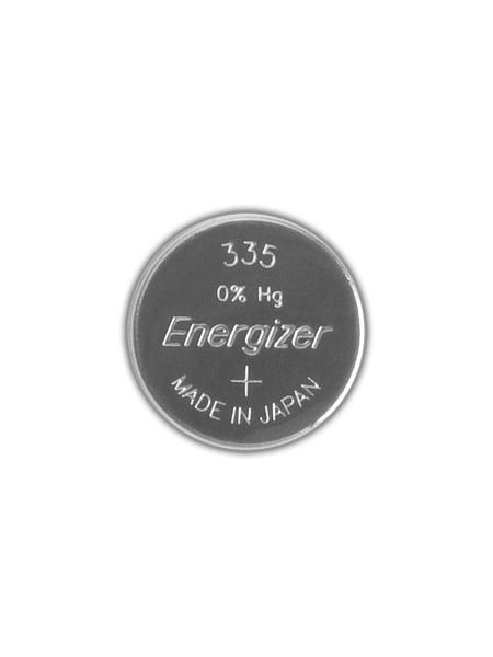 Energizer<sup>&reg;</sup> Watch Batteries &#8211; 335