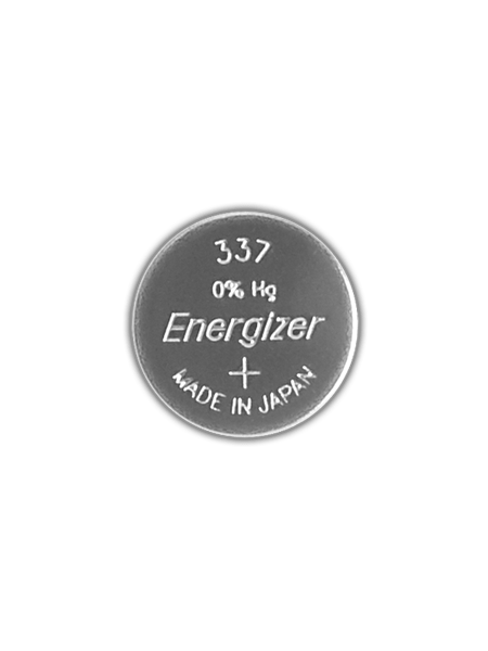 Energizer<sup>&reg;</sup> Watch Batteries &#8211; 337