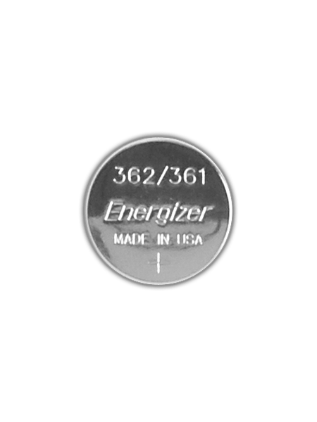 Energizer<sup>&reg;</sup> Watch Batteries &#8211; 362/361