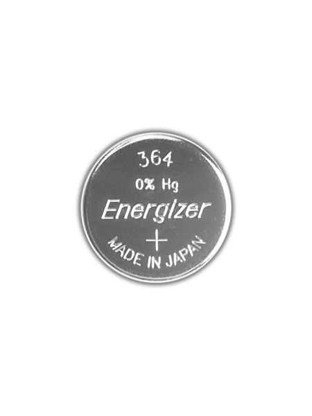 Energizer<sup>&reg;</sup> Watch Batteries &#8211; 364/363