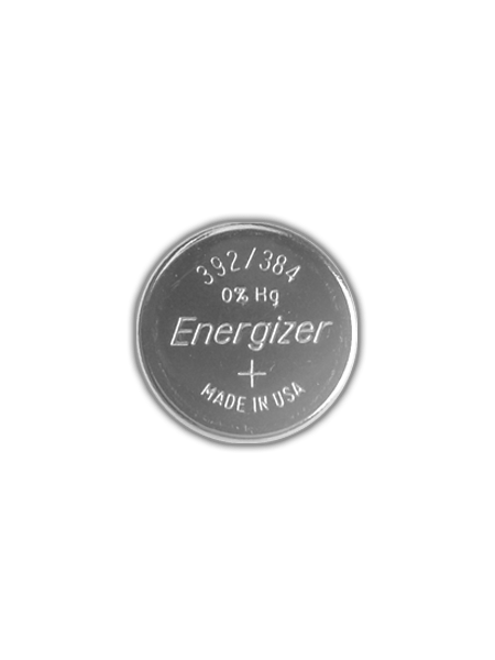 Energizer<sup>&reg;</sup> Watch Batteries &#8211; 392/384
