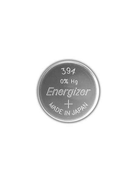 Energizer<sup>&reg;</sup> Watch Batteries &#8211; 394/380