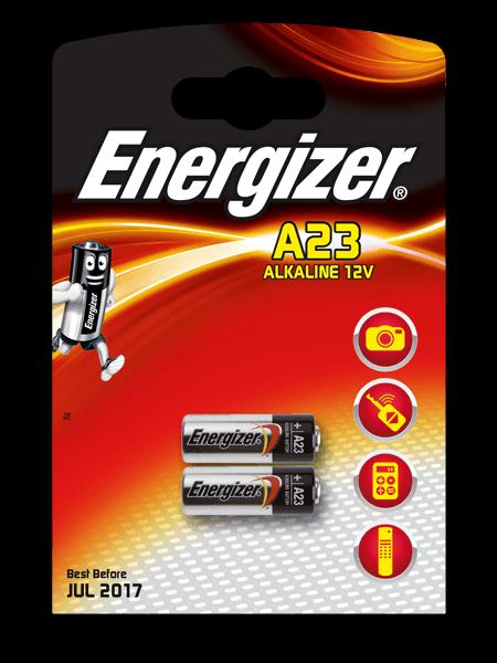 Energizer® Electronic Batteries – A23/E23A