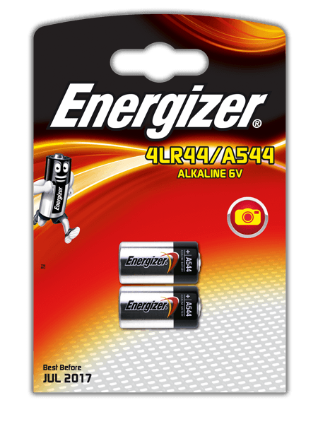 Energizer® Electronic Batteries – A544/4LR44