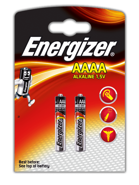 Energizer® Electronic Batteries – AAAA/LR61