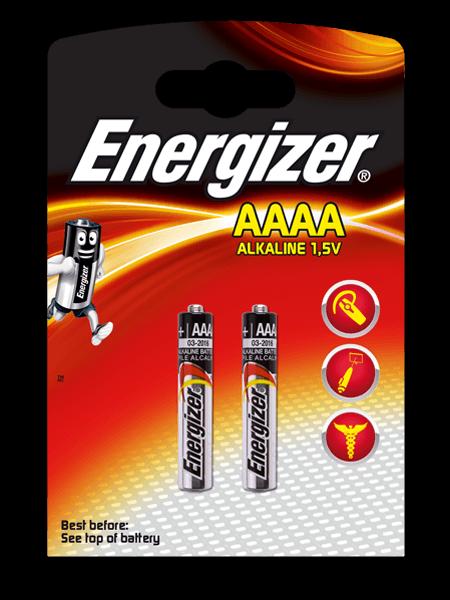Energizer® Μπαταρίες ηλεκτρονικών συσκευών – AAAA/LR61