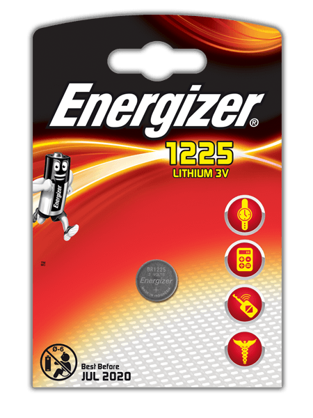 Energizer® Electronic Batteries – BR1225