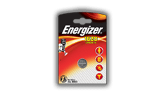 Energizer® Electronic Batteries - CR1620