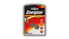 Energizer<sup>&reg;</sup> Electronic Batteries - CR2016