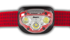 Energizer<sup>&reg;</sup> Vision HD headlight